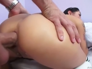 petite saya song gets her lil asian ass gaped in pov