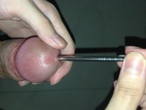 insertion chopsticks urethra