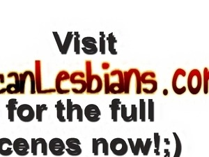African lesbian is more than ready to take on her