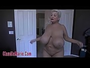 Huge Tits Whore Claudia Marie Rough Fucked