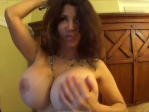 Victoria changing clothes