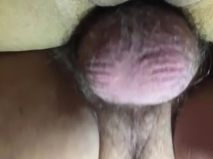 Cheating on wife cream pie girl doggy style