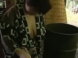 Asian Japanese big boobs peasant MILF&#039_s sexual life - ReMilf.com